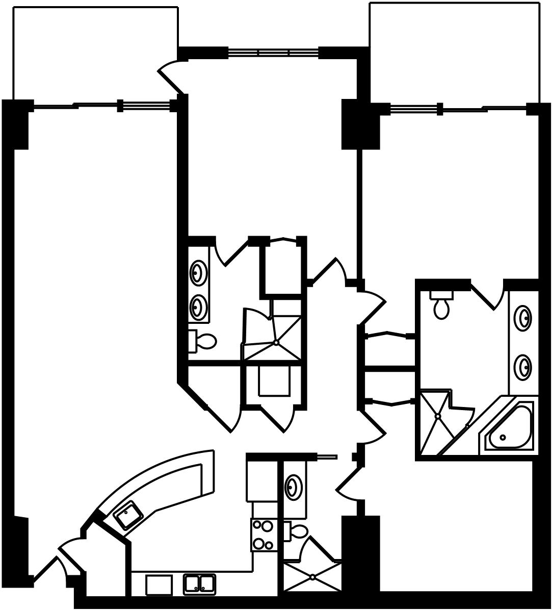 3 Bedroom Bathroom Interactive Tour Photo Gallery Floor Plan